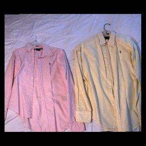 Ralph Lauren Women's Polos - Set of 2